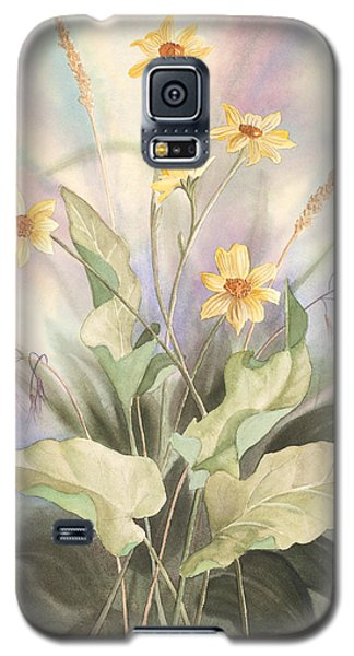 Desert Bouquet Galaxy S5 Case