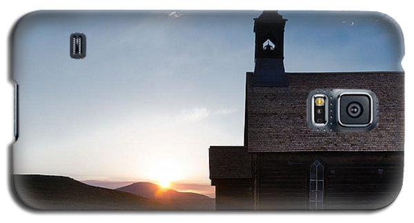 Desert Church  Galaxy S5 Case