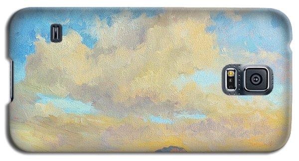 Desert Clouds Galaxy S5 Case