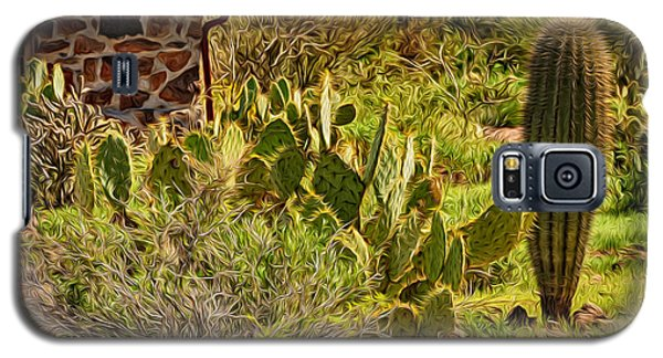 Desert Dream Galaxy S5 Case