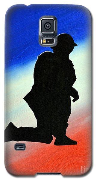 Desert Duty II Galaxy S5 Case by Alys Caviness-Gober