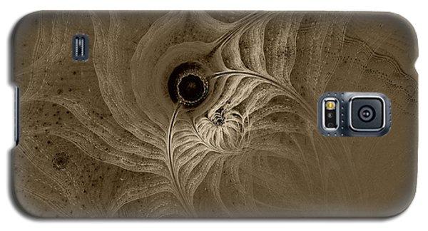 Desert Etching Galaxy S5 Case by GJ Blackman