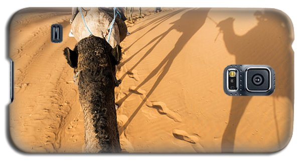 Desert Galaxy S5 Case - Desert Excursion by Yuri Santin