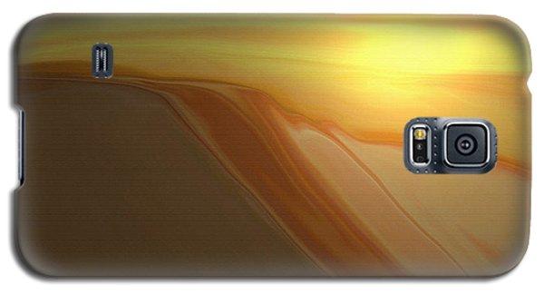 Galaxy S5 Case featuring the photograph Desert Heat 3 by Jennifer Muller
