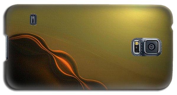 Galaxy S5 Case featuring the photograph Desert Heat I by Jennifer Muller