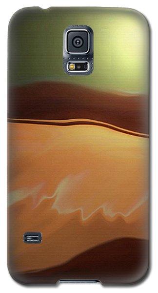 Galaxy S5 Case featuring the photograph Desert Heat II by Jennifer Muller