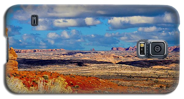 Desert Landscape Galaxy S5 Case