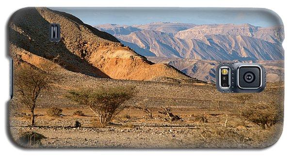Desert Landscapes Galaxy S5 Case