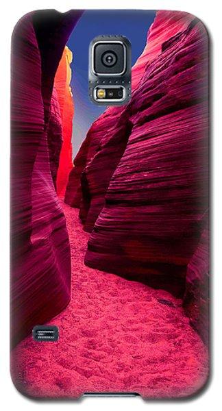 Desert Maze Galaxy S5 Case
