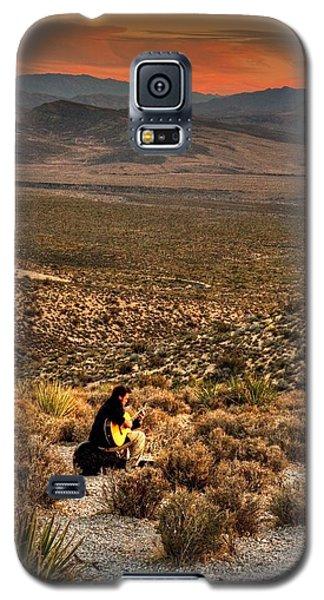 Desert Music Galaxy S5 Case