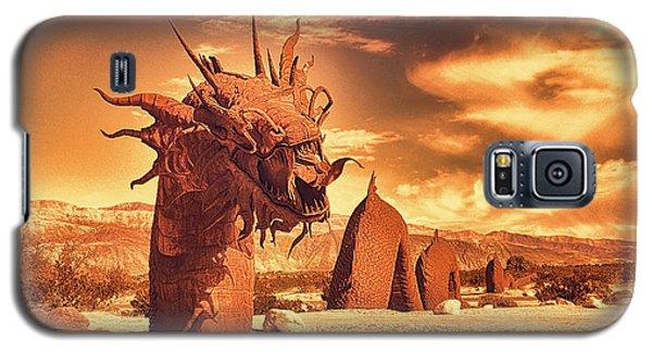 Desert Ness Galaxy S5 Case