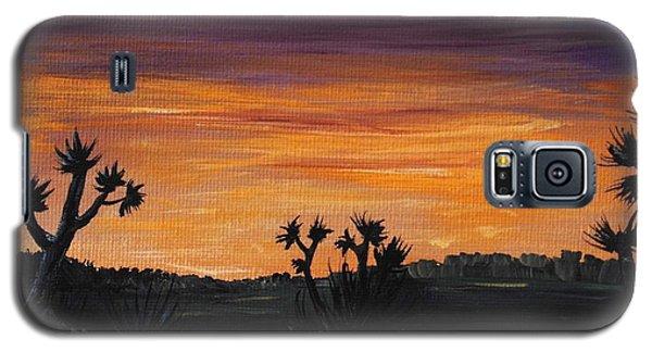 Desert Night Galaxy S5 Case by Anastasiya Malakhova