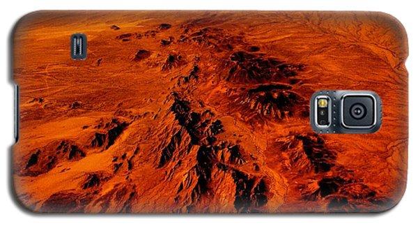 Desert Of Arizona Galaxy S5 Case