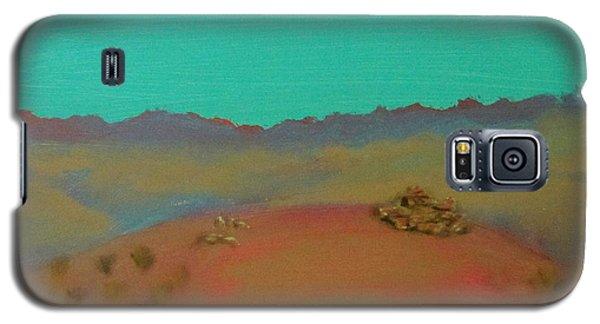 Desert Overlook Galaxy S5 Case