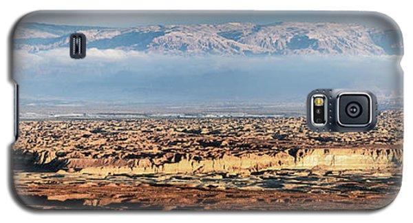 Desert Panorama Galaxy S5 Case