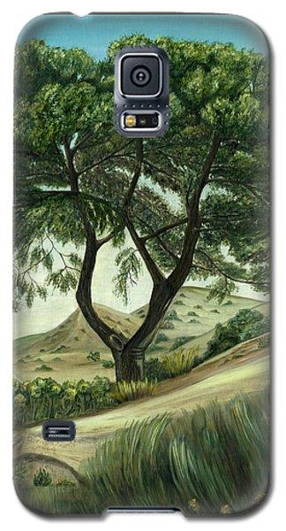 Desert Pine Galaxy S5 Case