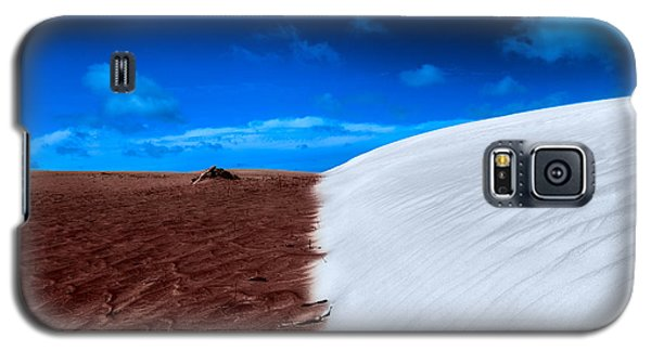 Desert Sand And Sky Galaxy S5 Case