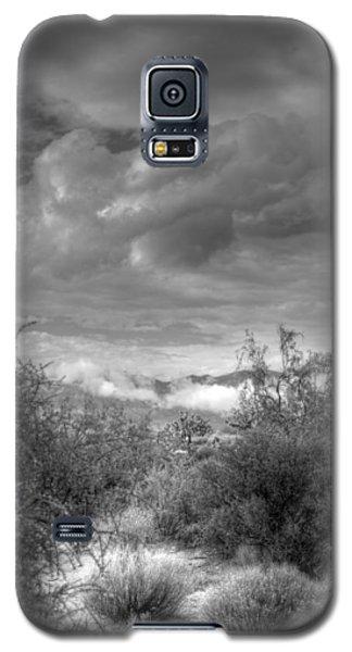 Desert Scrub Galaxy S5 Case