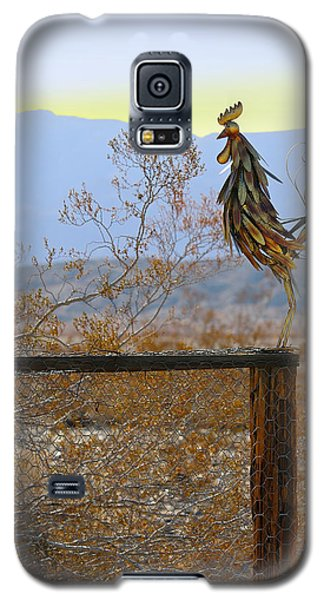 Desert Sentinel Galaxy S5 Case