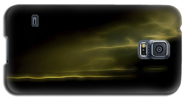 Galaxy S5 Case featuring the digital art Desert Spotlight by William Horden