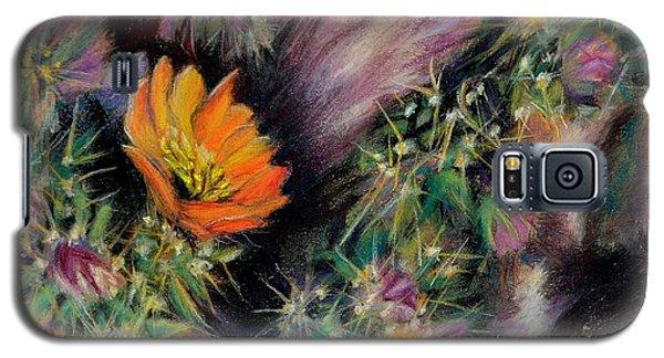 Desert Spring Impression Of   Pastel Galaxy S5 Case by Antonia Citrino