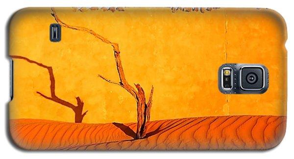 Namibia Desert Still Life Galaxy S5 Case
