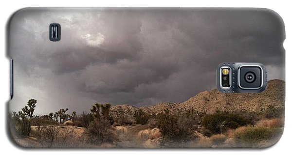 Desert Storm Come'n Galaxy S5 Case by Angela J Wright