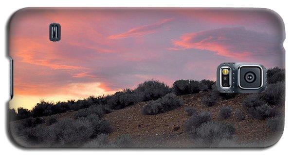 Desert Sunset Galaxy S5 Case by AJ  Schibig
