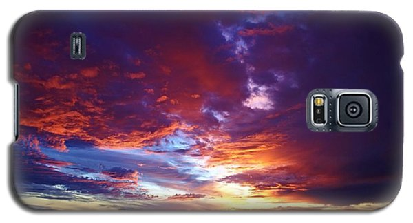 Desert Sunset Galaxy S5 Case