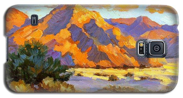 Desert Sunset Galaxy S5 Case