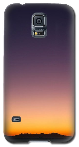 Desert Twilight Galaxy S5 Case