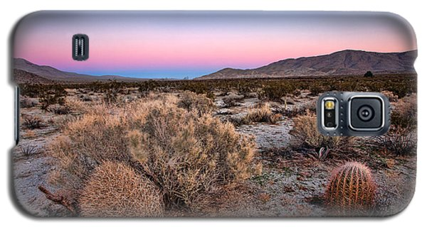 Desert Galaxy S5 Case - Desert Twilight by Peter Tellone