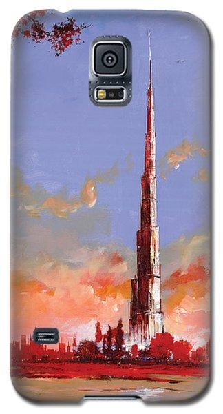 Desert Wonder Galaxy S5 Case