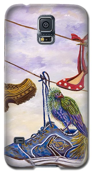 Designer Bird Nests Galaxy S5 Case by Susan Culver