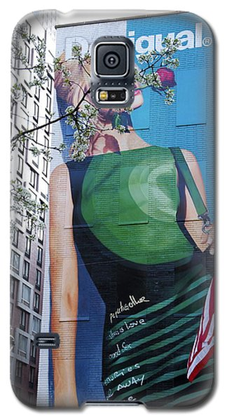 Desigual Galaxy S5 Case by Alice Gipson