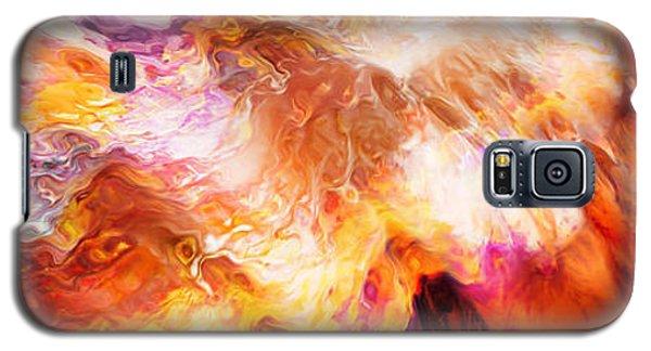 Desire - Abstract Art Galaxy S5 Case