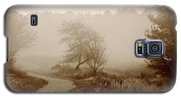 Galaxy S5 Case featuring the photograph Desolation  by Bruce Patrick Smith