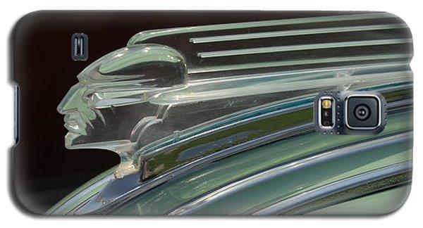 Desoto Hood Ornament  Galaxy S5 Case