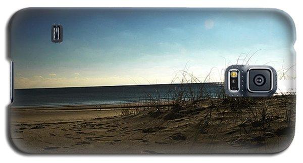 Destin Beach Sun Glare Galaxy S5 Case by Donald Williams