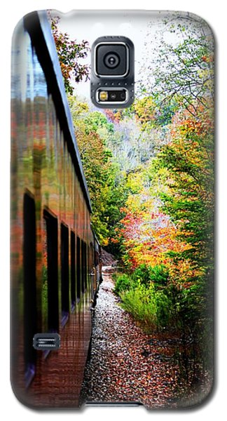 Galaxy S5 Case featuring the photograph Destination by Faith Williams