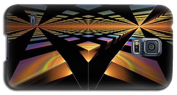 Destination Paths Galaxy S5 Case by GJ Blackman