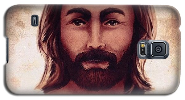 Portrait Of Jesus Galaxy S5 Case