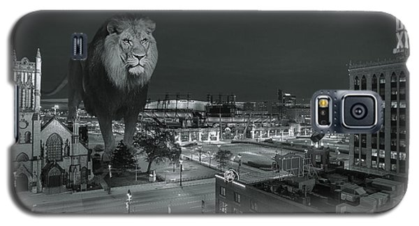 Detroit Lions Galaxy S5 Case