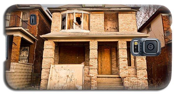 Detroit Neighborhood Galaxy S5 Case