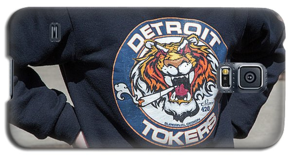 Detroit Tokers Galaxy S5 Case by Jim West