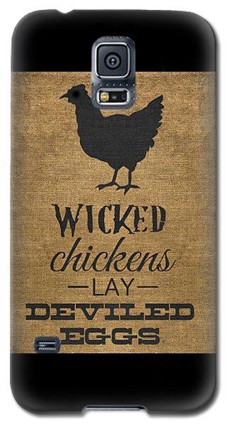 Deviled Eggs Galaxy S5 Case