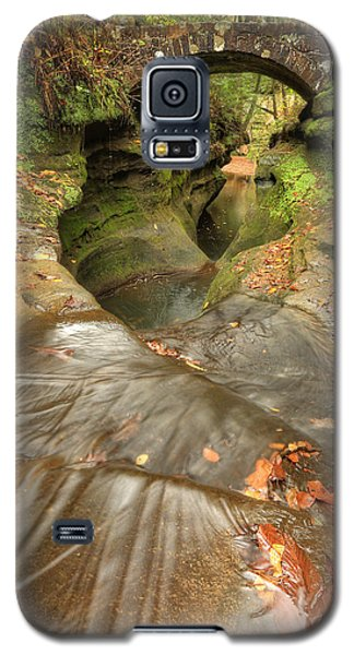 Devil's Bathtub Galaxy S5 Case