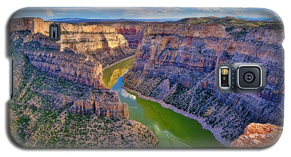 Devil's Canyon Overlook Galaxy S5 Case