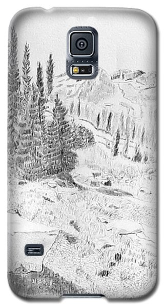 Devil's Castle Galaxy S5 Case