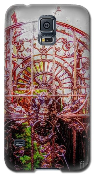 Galaxy S5 Case featuring the photograph Devils Gate by Becky Lupe
